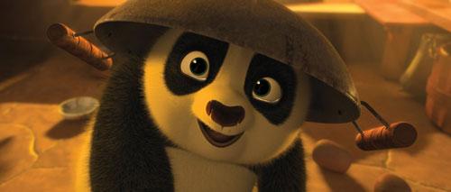 Kung Fu Panda 2 Film Grouch