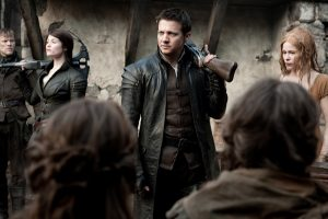 Hansel and Gretel: Witch Hunters (3D)