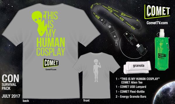 Comet Con Gear