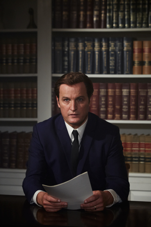 Jason Clarke as Ted Kennedy